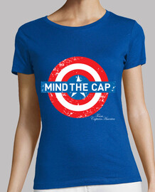 mind the cap (team captain america)