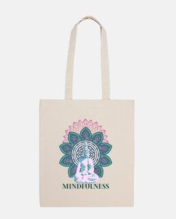 mindfulness buddha bag