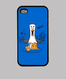 coque iphone 6 mouette