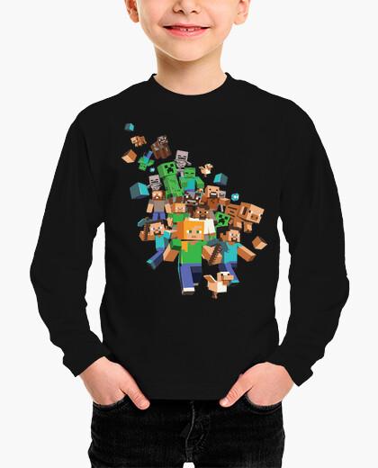 Minecraft brawl (children) children's clothes