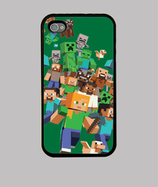 Minecraft Brawl (iPhone 4/4S)