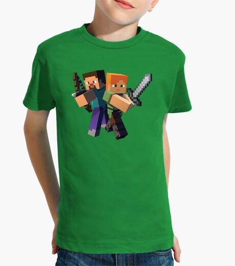 Ropa infantil Minecraft Combat (NIÑOS)