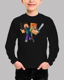 Minecraft Combat (NIÑOS)