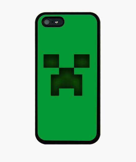 Funda iPhone Minecraft Creeper