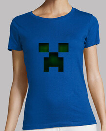Minecraft Creeper - chica