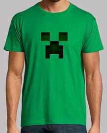 Minecraft Creeper - chico