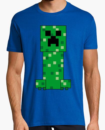 Camiseta Minecraft Creeper (HOMBRE)
