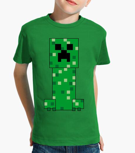 Ropa infantil Minecraft Creeper (NIÑO)