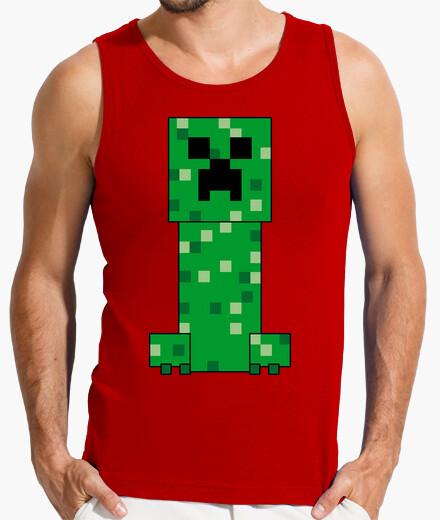 Camiseta Minecraft Creeper (VERANO)