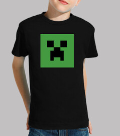 minecraft creeper verde