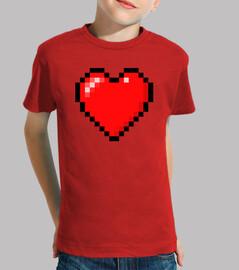 minecraft cuore (bambino)