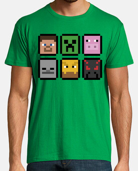 Minecraft Faces