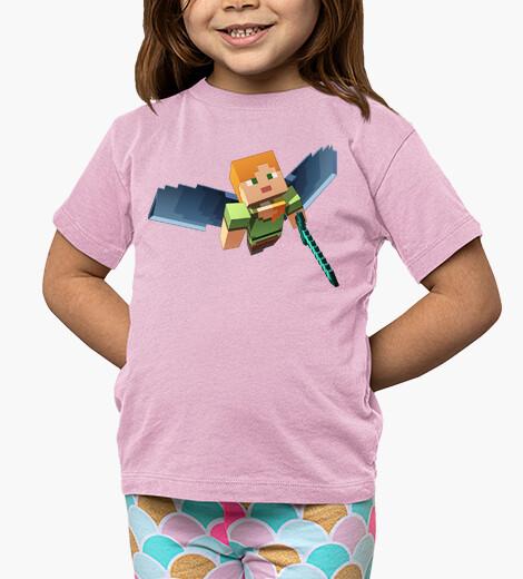 Ropa infantil Minecraft Flying (Infantil)