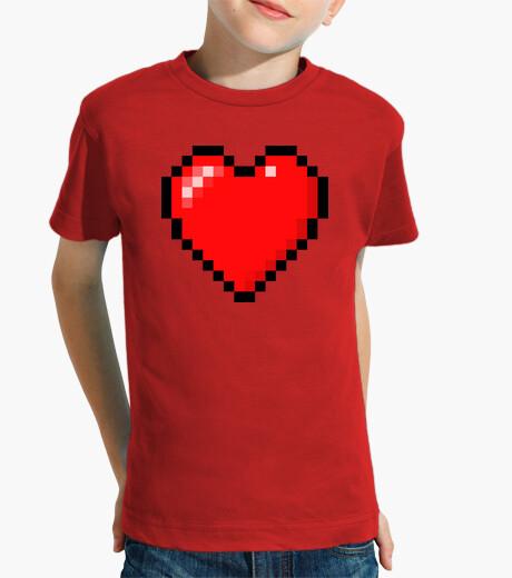 Ropa infantil Minecraft Heart (NIÑO)