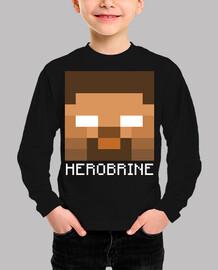 Minecraft Herobrine (INFANTIL)