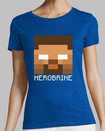 Minecraft Herobrine (MUJER)