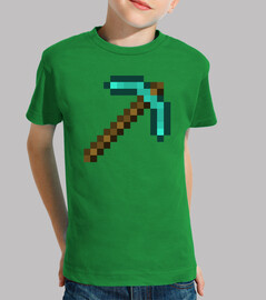 minecraft pickaxe (child size)