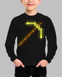 Minecraft Pickaxe (NIÑO)