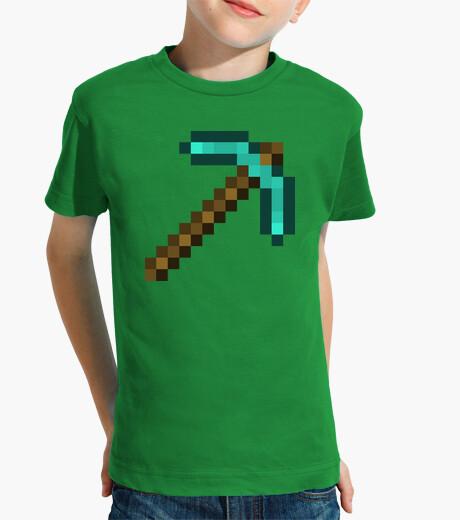 Ropa infantil Minecraft pickaxe (TALLA INFANTIL)