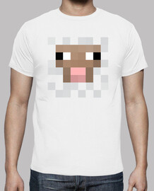 minecraft pixel sheep