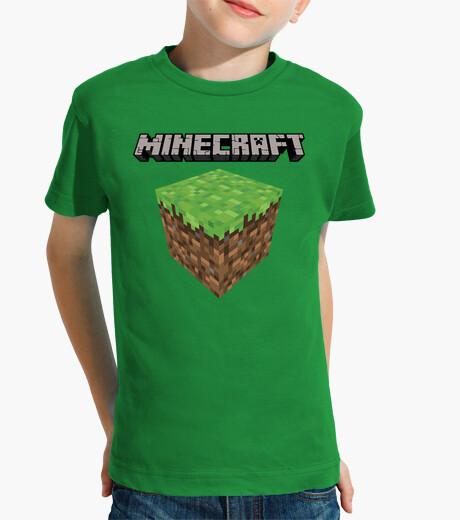 Ropa infantil Minecraft Player (Niños)