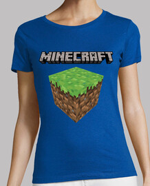 minecraft player (woman)