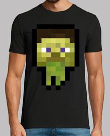 Minecraft Puke (HOMBRE)