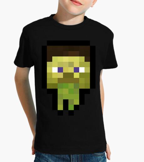 Ropa infantil Minecraft Puke (INFANTIL)