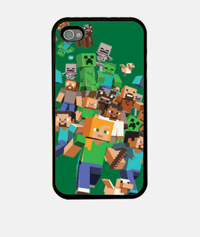 minecraft rissa (iphone 4 / 4s)