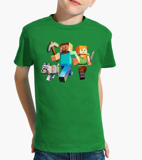 Ropa infantil Minecraft Runners (Niños)