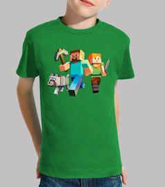 Minecraft Runners (Niños)