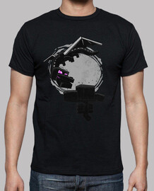 Minecraft shirt big boss fight