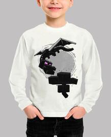minecraft shirt child