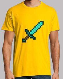 Minecraft Sword Diamond