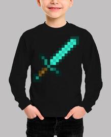 Minecraft sword (TALLA INFANTIL)