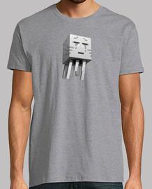 Minecraft White (Hombre)