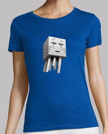 Minecraft White (Mujer)