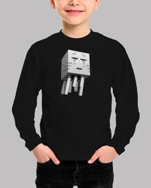 Minecraft White (Niño)