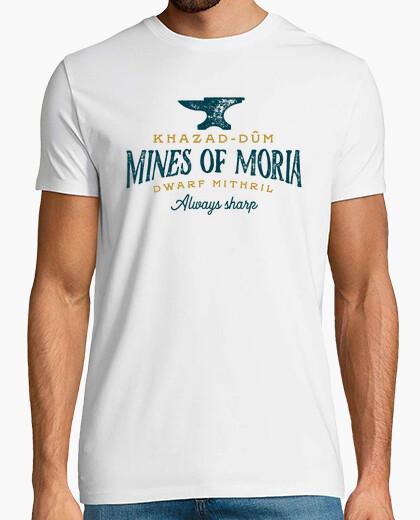 Tee-shirt Mines of Moria