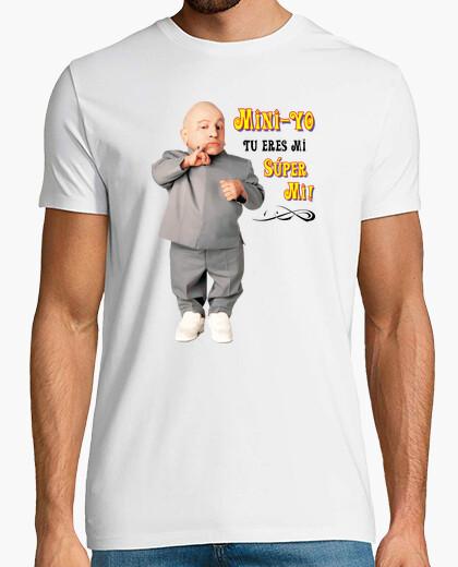 Camiseta Mini-Yo tu eres mi Súper Mi! (Austin Powers)