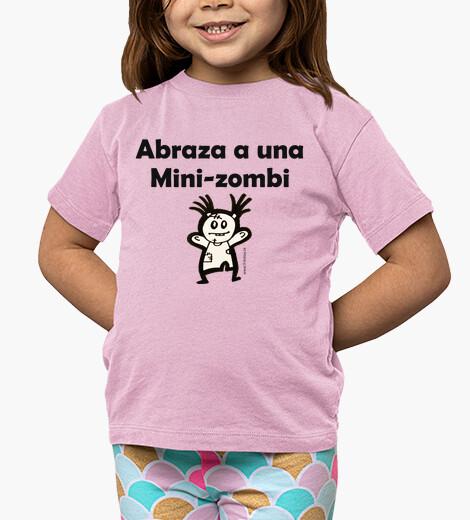 Ropa infantil Mini-zombi niña
