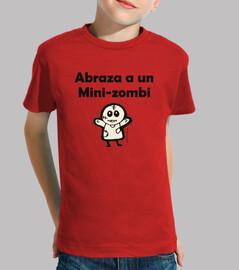 mini-zombie child