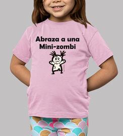 mini-zombie girl