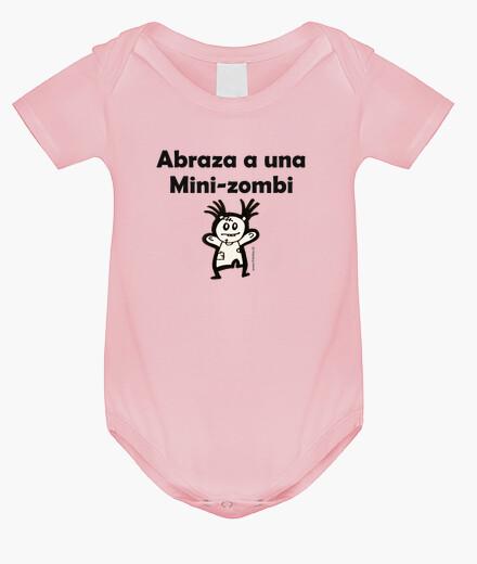 Abbigliamento bambino mini-zombie ragazza