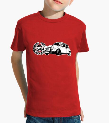 Ropa infantil mini40 camiseta niño