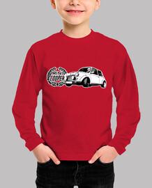 mini40 camiseta niño