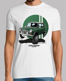 mini cooper green