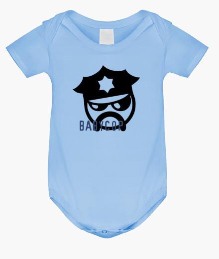 Ropa infantil mini cop