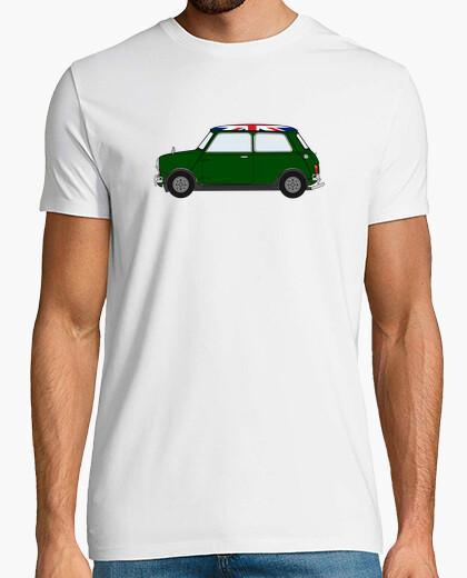Mini green. man, t-shirt