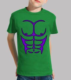 Mini Hulk! (contorno)